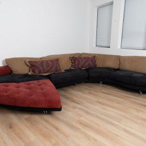 Super Roy sofa by Giorgio Saporiti SOLD
