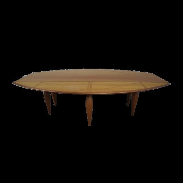 Affusoalato dining table by Adolfo Natalini