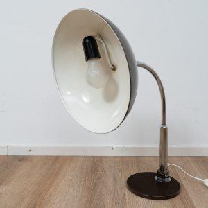 Model 144 desk lamp by H. Busquet