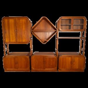 Three-piece cupboard by Dyrlund